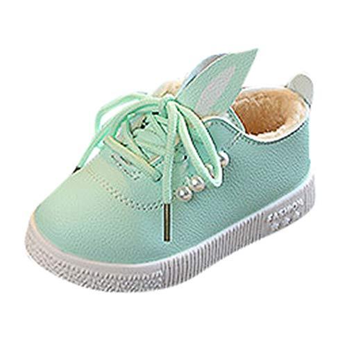 Bambini vovotrade Bambino Baby Fur Sneaker Ragazze Cute Bunny Morbido  Antiscivolo Scarpe Singole casa Accogliente Pantofole 2d2084c7006