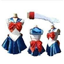 Ultra Narikiri! Tsukino Usagi style Cosplay Costume [size M for sailor woman] Sailor Moon Anime Cosplay by FB- Cosplay