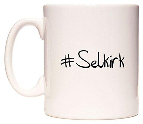 #Selkirk Becher von WeDoMugs (Selkirk Tee)