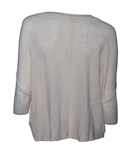 American Vintage Damen Shirt Dear in Beige Biscuit