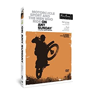 On Any Sunday (2 Disc) [DVD]