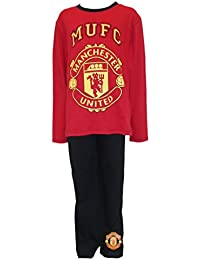 Manchester United Football Club de Niños Pijama