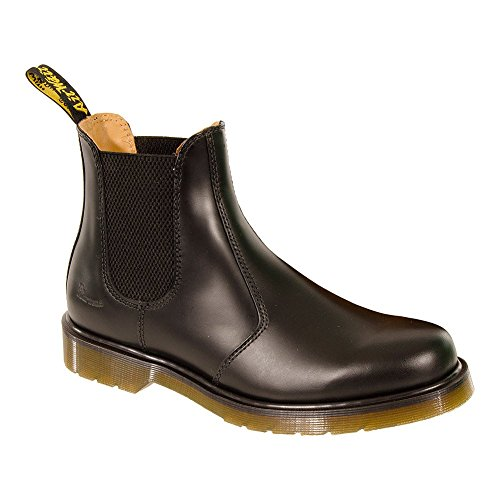Mens Black Doc/Dr Martens 2976 Chelsea Ankle Boots Sizes 10 UK