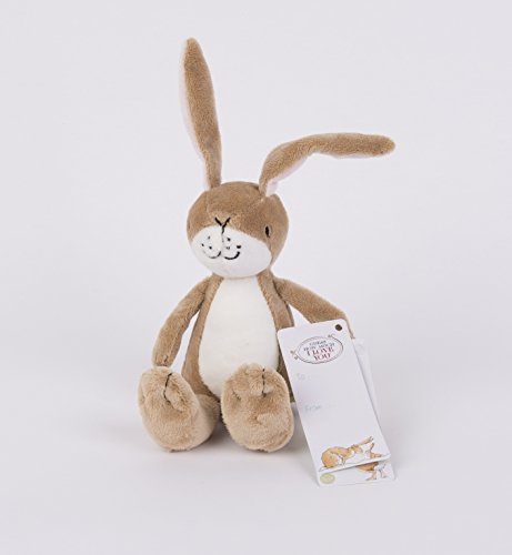 Image of Guess How Much I Love You,  Little Nutbrown Hare Rattle, By Rainbow Designs