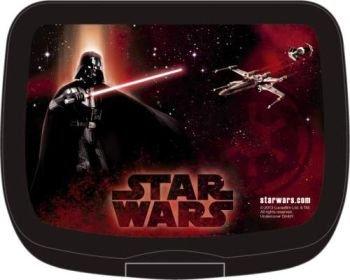 Undercover SWAK9900 - Brotzeitdose Star Wars, ca. 14 x 17 x 6 cm