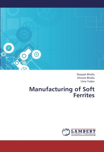 manufacturing-of-soft-ferrites