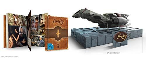 Firefly - limitierte Sammleredition mit Büste und Mediabook [Blu-ray]