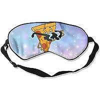 Cartoon And Pizza 99% Eyeshade Blinders Sleeping Eye Patch Eye Mask Blindfold For Travel Insomnia Meditation preisvergleich bei billige-tabletten.eu
