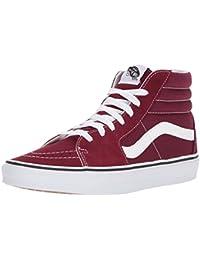 Vans Sk8-Hi Suede/Canvas, Zapatillas para Mujer