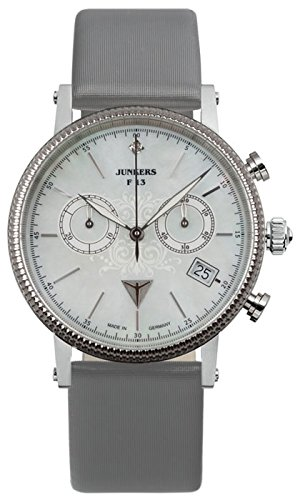Junkers Expedition South America Lady Quartz Watch, Mother of Pearl, 36mm, 6581