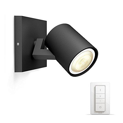 Philips Lighting Singolo 5309030P7 Hue White Ambiance Faretto LED Spot Runner GU10,...