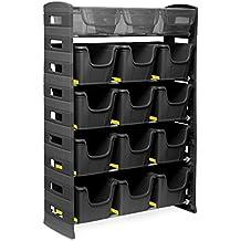 Toomax Utility Plus Diy - Cajonera, 12 cajones