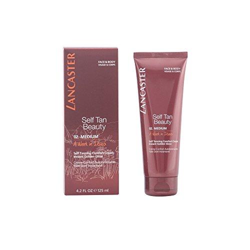 Lancaster Self Tan Beauty Face and Body Comfort Cream 02 Medium 125ml