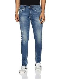 Jack & Jones Men's Glen Slim fit Jeans