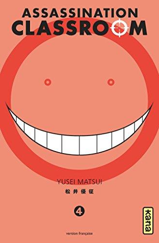 Assassination classroom Vol.4 par MATSUI Yûsei