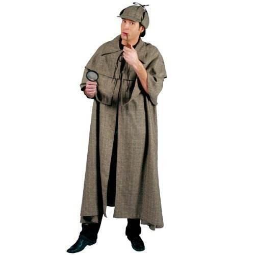 SHERLOCK HOLMES Kostüm Detektiv ()
