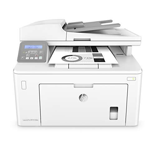HP LaserJet Pro M148dw Stampante monocromatica multifunzione wireless, Bianco