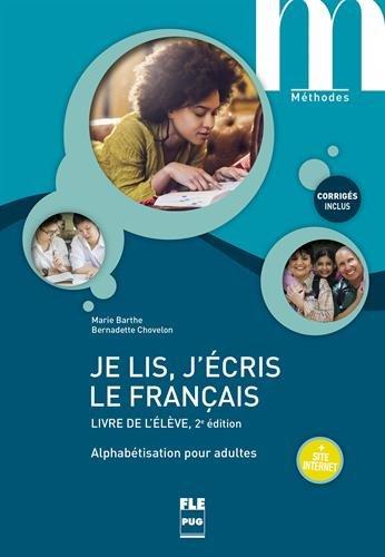 Je lis, j'écris le français : Livre de l'élève