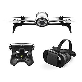 Parrot Bebop 2 FPV Ensemble de drone avec lunettes Skycontroller et FPV blanc (B01K4U4O9S) | Amazon price tracker / tracking, Amazon price history charts, Amazon price watches, Amazon price drop alerts