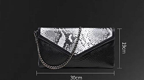 Home Monopoly Sacchetto di mano femminile della borsa della busta sacchetto di grande capacità del pacchetto / con la cinghia di spalla, la mano trasporta trasporta ( Colore : #e ) #b
