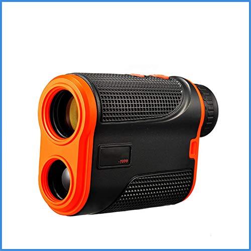 Laser-Entfernungsmesser-Golf-Intelligentes 800M Im Freien Bewegliches Hand 6Faches Optisches Objektiv Mini-Entfernungsmesser-Teleskop-Wasserdichte Automatische Abschaltung -10.3 * 7.4 * 40.5CM