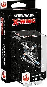 Asmodee Italia - Star Wars X-Wing ala-B A-SF-01 expansión Juego de Mesa con espléndidas miniaturas, Color, 9965