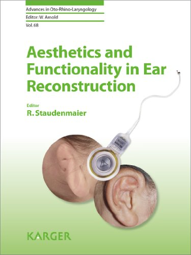 Aesthetics and Functionality in Ear Reconstruction (Advances in Oto-Rhino-Laryngology Book 68) (English Edition)