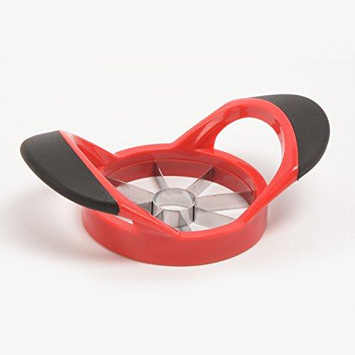 acciaio-inossidabile-frutta-affettatrice-artefatto-splitter-nucleare-utensili-da-cucinarosso