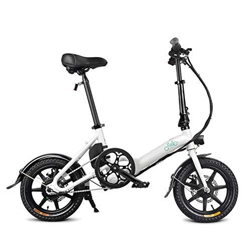 Ultrey Elektrofahrrad 20 Zoll E-Bike Faltende, 2018 Neue...