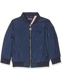 Tommy Hilfiger Thkg Basic Bomber Jacket, Chaqueta para Niñas
