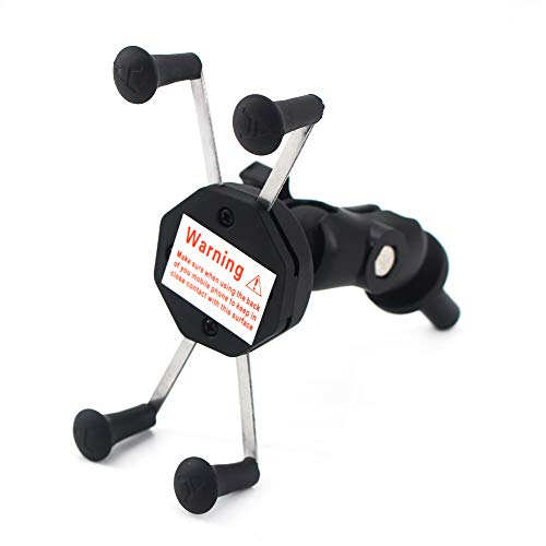 Motorrad Handyhalterung/GPS-Navi Actioncam Halterung Für YZF-R1 2004-2018 YZF-R1S/M 2015-2018 YZF-R6 2006-2018 GSX1300R Hayabusa 2008-2018 GSX-R1000 2005-2008 GSX-R600 750 2004-2005 CBR600RR 2007-2017