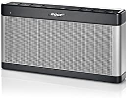 Bose ® SoundLink Bluetooth Speaker III - Silver