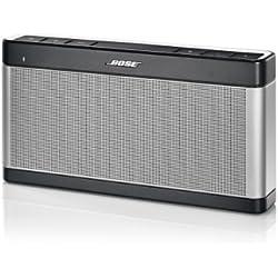 Bose SoundLink Wireless Bluetooth Speaker III - Silver