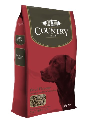 Country Value Beef Dog Food 12kg