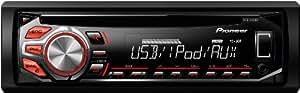Pioneer DEH-2600Ui Autoradio CD/MP3 Compatible avec iPod USB Noir