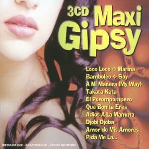 Maxi Gipsy Latino