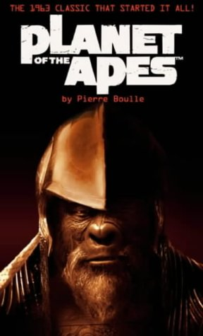 Book cover for Planet of the Apes