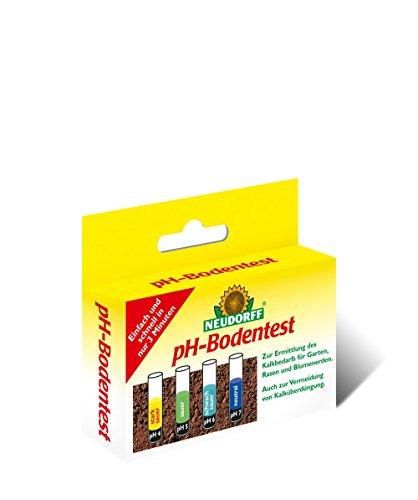 Neudorff 00125 pH-Bodentest Test
