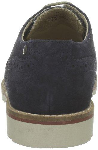 Blue Bowling Base Navy London Lacets Chaussures Men À Suede Bleu 1S4TqA4w