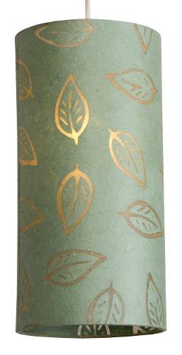 lampenschirm-handgefertigt-mit-grunen-blattern-batik-muster-hergestellt-in-grossbritannien