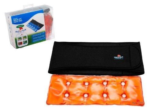Zurück Hot-pad (Heat In A Click Wiederverwendbare Rückseite Kit Wärme Pad)