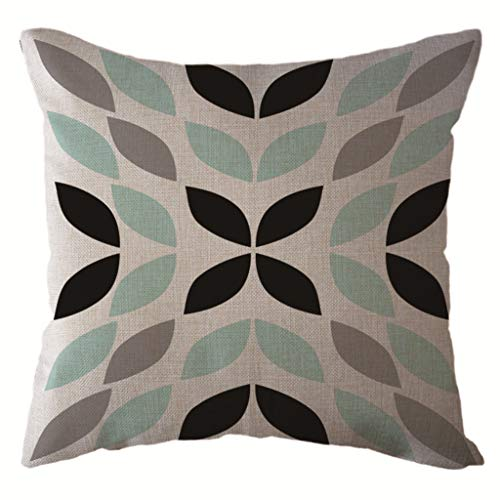 Tianya ★ Linen Pillow Case 45x45...
