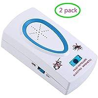 Guowy Repelente De Mosquitos Repelente De Insectos Electrónico Repelente De Insectos Ratón