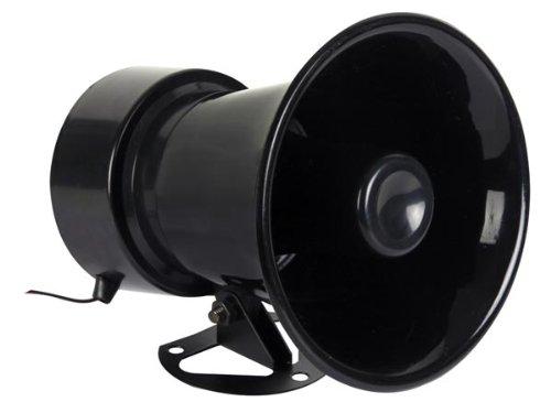 Velleman - SV/PS17 Elektronische Sirene 6-14Vdc - 20w 166931 Sirene 20w