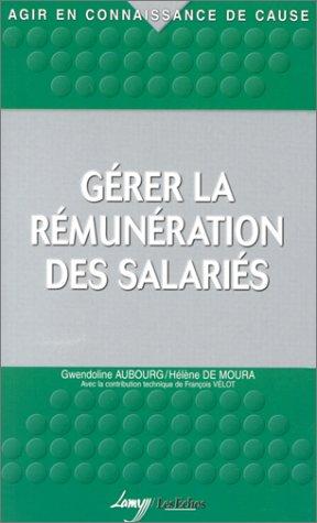 Gérer la rémunération des salariés