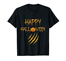 Happy Halloween Mens T-Shirts Germany Horror Is Coming T-Shirt