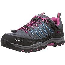 CMPRigel - zapatillas de trekking y senderismo de media caña Niños