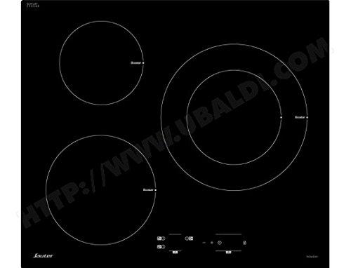 Sauter SPI4367B Plaques de Cuisson Vitrocéramique