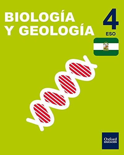 Inicia biología y geología 4º eso libro del alumno andalucía (inicia dual)