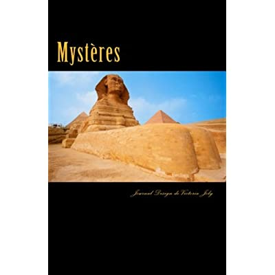 Mysteres: Journal/Carnet de Notes/Idees/Inspiration/Creativite/A retenir - Collection Mystere 10